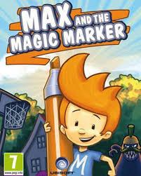 Game Max and the Magic Marker Offline Full-Game phiêu lưu cực kỳ thú vị
