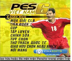 Tải Game PES 6 Full Tiếng Việt Đồng Như Kiều