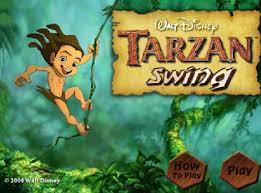 Download Game Tarzan Disney 3D Full-Game nhập vai phiêu lưu huyền thoại