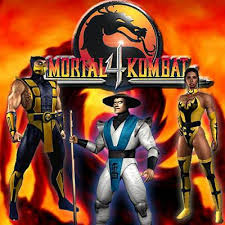 (Google Drive) Game rồng đen Mortal Kombat MK4 Full-Game đối kháng hay và nhẹ
