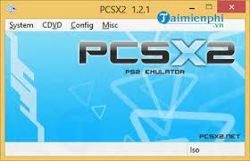 Download PCSX2 1.6.0 Full-Giả lập game PS2 trên máy tính
