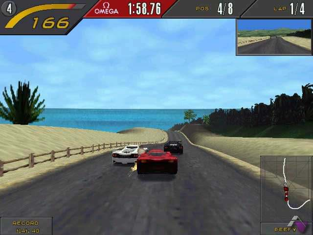 Game Need For Speed 2-1