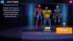 Game Strike force cho Android và IOS- Game hành động mô phỏng phim Avenger Infinity War