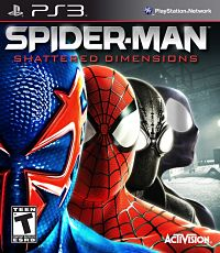 Download Game Spider Man: Shattered Dimensions Offline