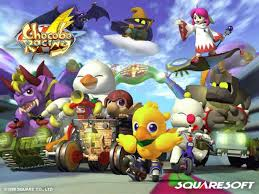 Download Game Chocobo Racing Offline-Game Đua Xe Thú
