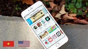 Hướng dẫn chuyển vùng quốc gia trên App Store nhanh chóng