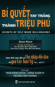 Read more about the article Tải bộ sách BÍ QUYẾT TAY TRẮNG THÀNH TRIỆU PHÚ