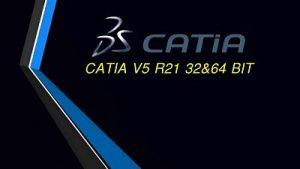 Catia V5 R21 32/64bit Full Active-Phần mềm Thiết kế tốt nhất
