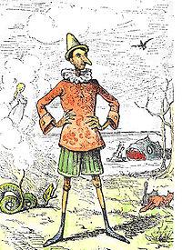 Pinocchio – tiểu thuyết dành cho thiếu nhi