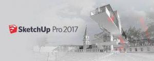 SketchUp Pro 2017 Full + Vray 3.40.02–Phần mềm 3D chuyên nghiệp