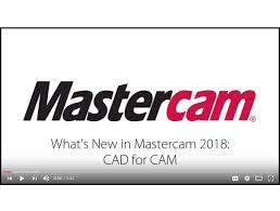 Download Mastercam 2018 Full Active-Phần mềm CNC tốt nhất
