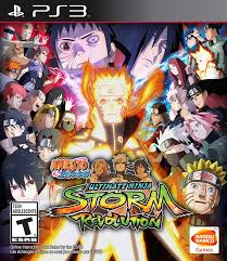 Download Game Naruto Shippuden: Ultimate Ninja STORM Revolution Offline cho PC