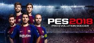 Download PES 2018 Full-Game bóng đá hay nhất
