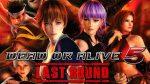 Game Dead or Alive 5: Last Round Offline-Game đối kháng cực hay cho PC