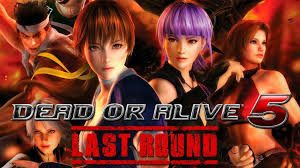 Game Dead or Alive 5: Last Round Offline-Game đối kháng cực hay cho PC
