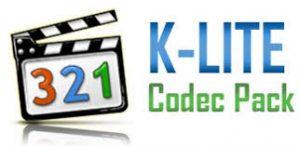 K-Lite Codec Pack Full/Mega 15.9.6-Bộ giải mã định dạng nhạc và video