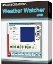Download Weather Watcher Live 7.2.169 Full Active-Công cụ xem thời tiết hiệu quả