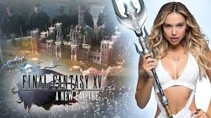 Chơi game Final Fantasy XV: A New Empire Android trên PC