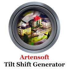 Artensoft Tilt Shift Generator 1.2.56 Full Key- Phần mềm chỉnh sửa ảnh, ghép ảnh