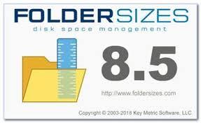 FolderSizes Enterprise 9.1 Full Key- Công cụ quản lý ổ đĩa