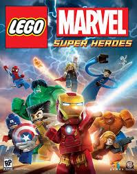 Game Lego Marvel Super Heroes Offline-Game nhập vai cực hay cho máy tính