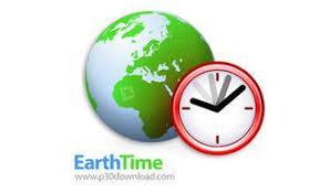EarthTime 6.10 Full Key- Xem ngày giờ ở các nơi trên thế giới