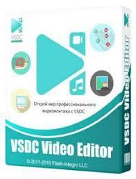VSDC Video Editor Pro 6.6.7 Full Key-Phần mềm chỉnh sửa video