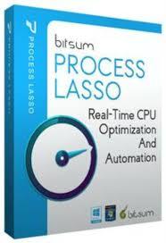 Bitsum Process Lasso Pro 10.0.2 Full Key- Tối ưu tăng tốc CPU