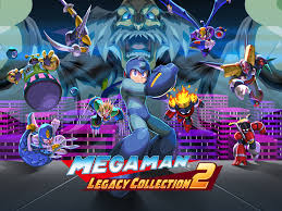 Download Game Mega Man X Legacy Collection 2 2018