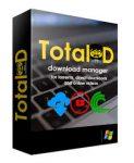 Download TotalD Pro 1.5.3-Phần mềm quản lý và hỗ trợ tải file