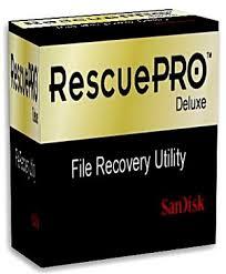 Download RescuePRO Deluxe 6.0.2.3/SSD 6.0.2.6-Phần mềm khôi phục file, dữ liệu