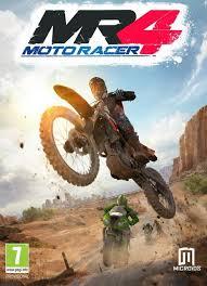 Download Moto Racer 4 Sliced Peak 2018-Game đua xe mạo hiểm đồ họa đẹp