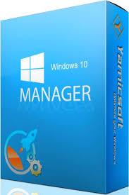Yamicsoft Windows 10 Manager 3.1.6 Full Active-Công cụ Tối ưu, tùy chỉnh, tăng tốc Windows 10