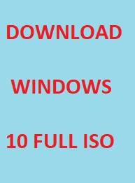 Download Windows 10 Full ISO từ Microsoft