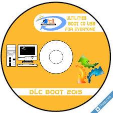 (Google Drive) DLC Boot 2019 v3.6 Full- Hướng dẫn tạo USB Boot cứu hộ máy tính