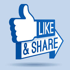 Chèn nút Like và Share vào Website WordPress
