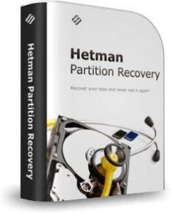 Hetman Partition Recovery 3.9 Full Key – Khôi phục dữ liệu bị hỏng